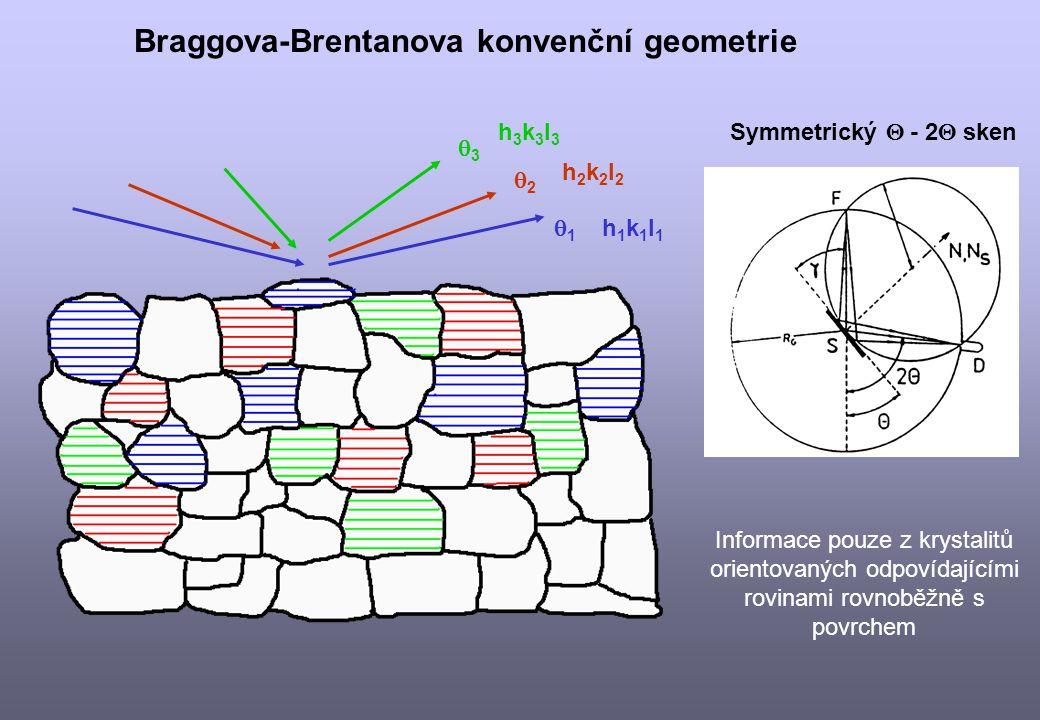 Braggova-Brentanova konvenční geometrie