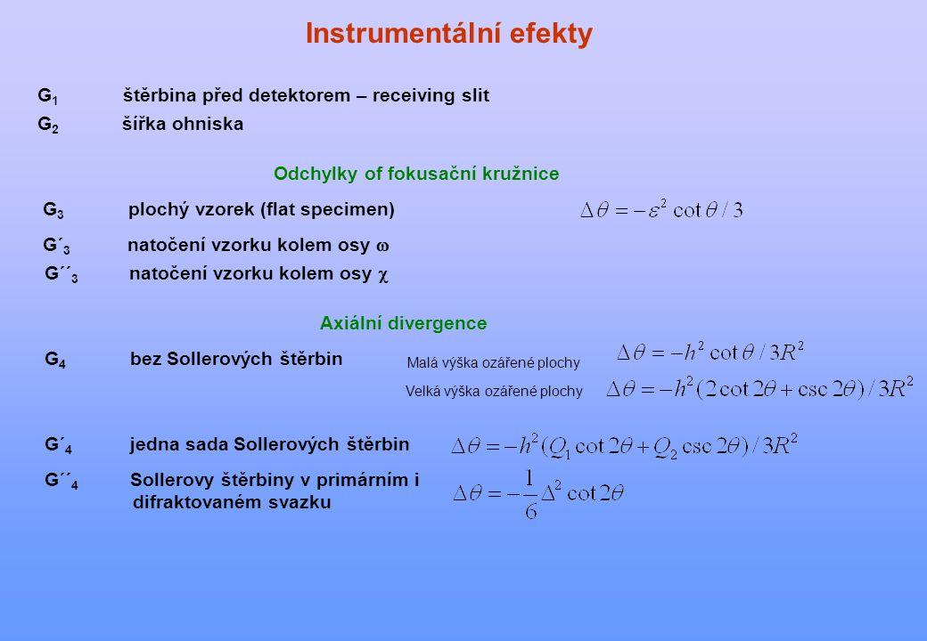 Instrumentální efekty