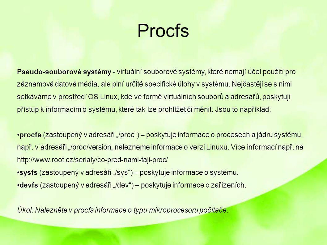 Procfs