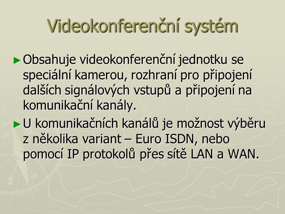 Videokonferenční systém