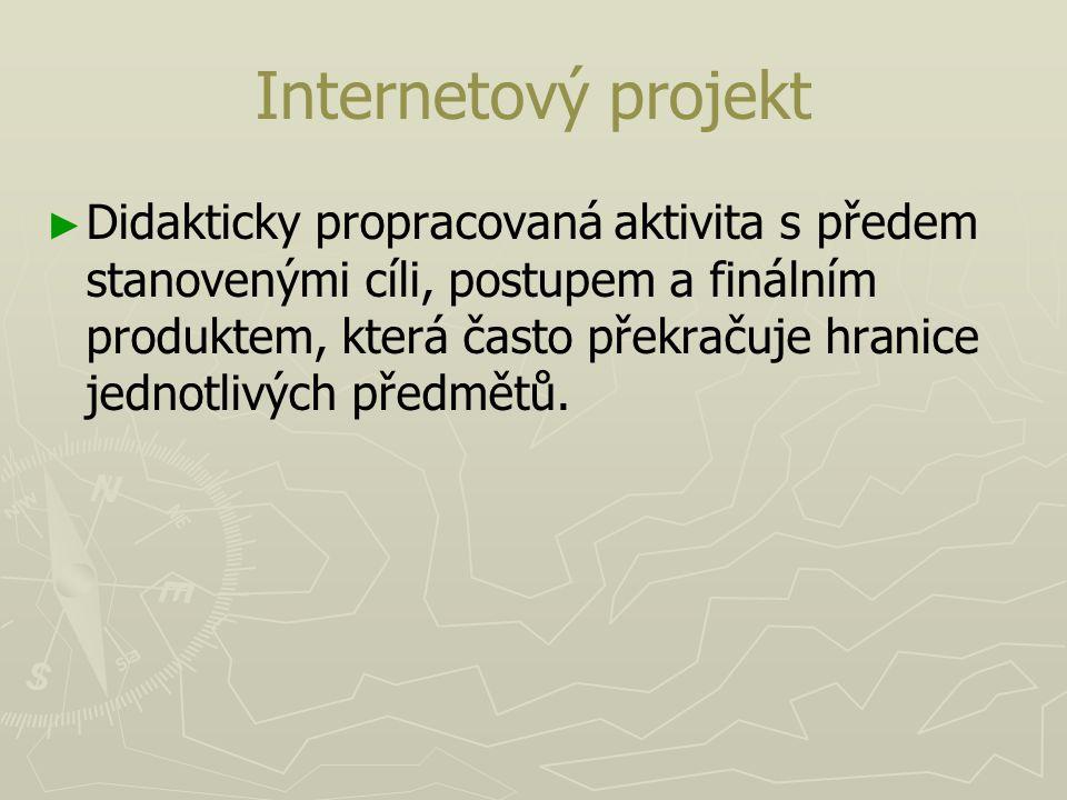 Internetový projekt