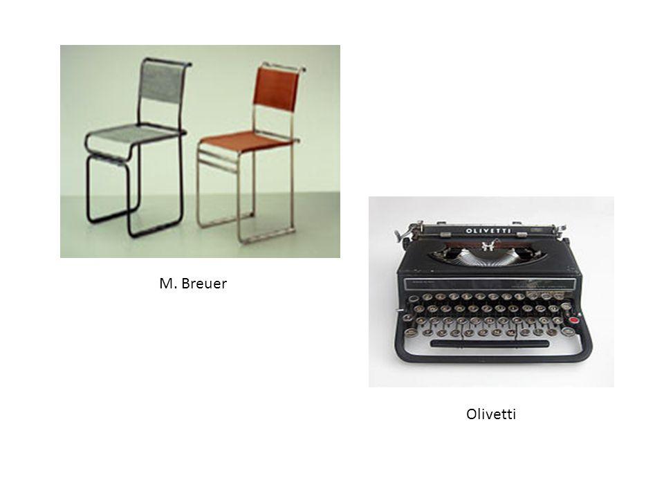 M. Breuer Olivetti