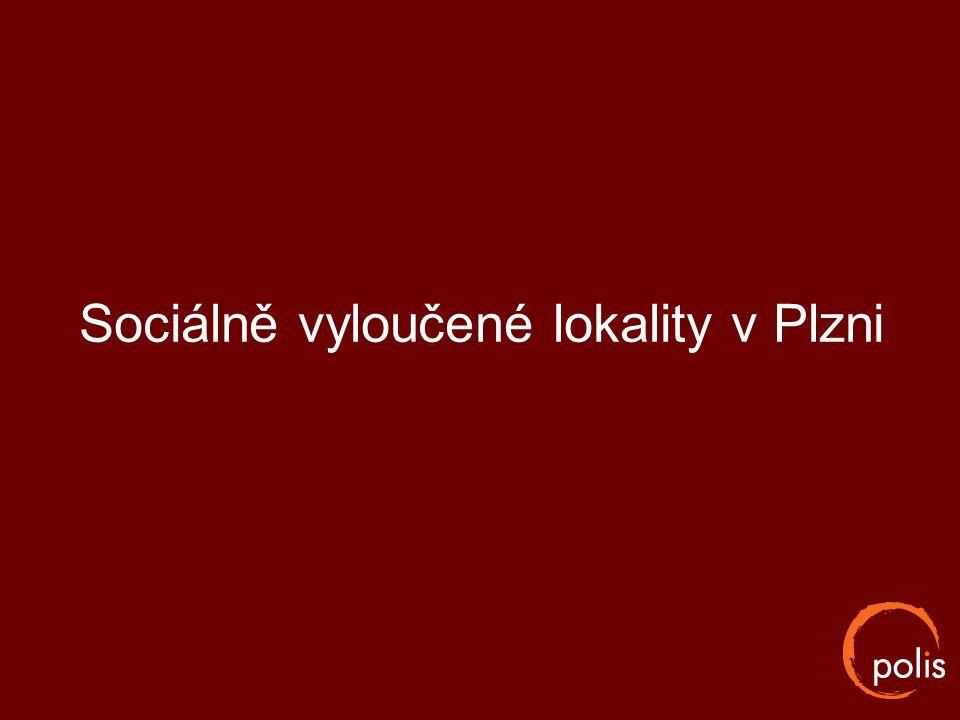 Sociálně vyloučené lokality v Plzni