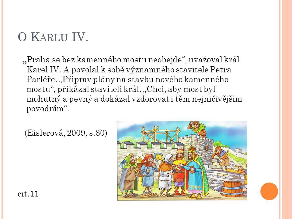 O Karlu IV.