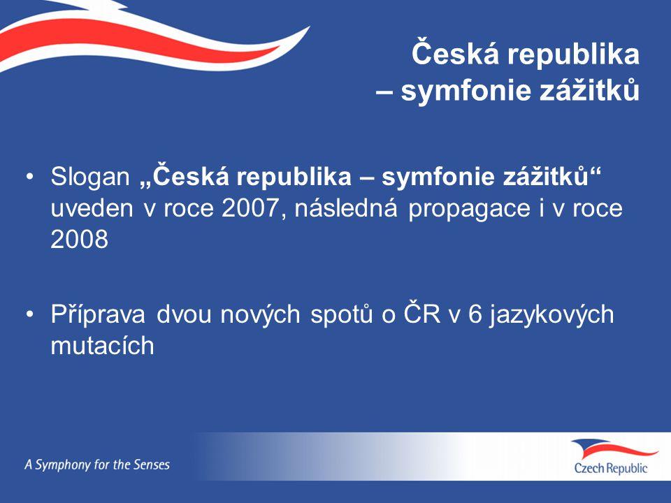Česká republika – symfonie zážitků