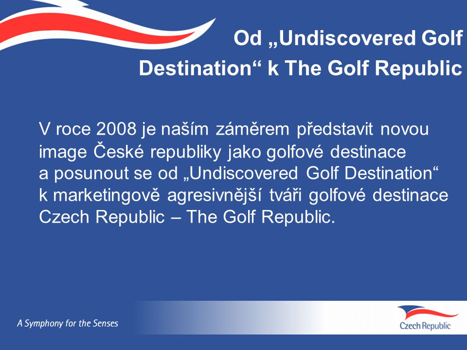 "Od ""Undiscovered Golf Destination k The Golf Republic"
