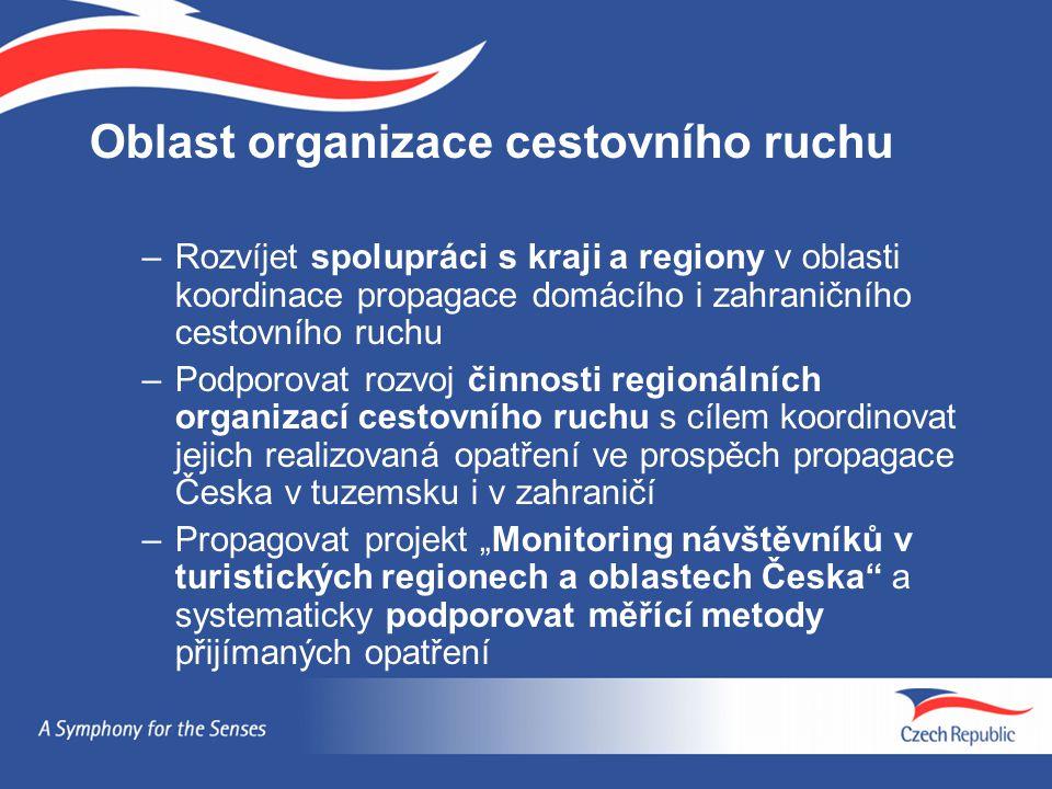Oblast organizace cestovního ruchu