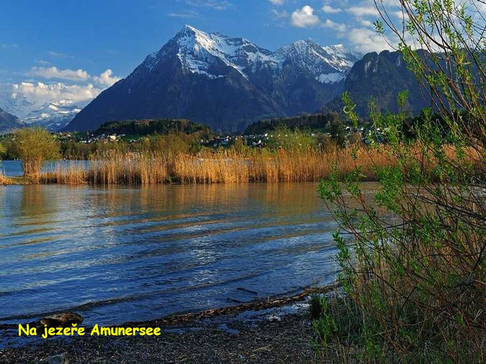 Na jezeře Amunersee