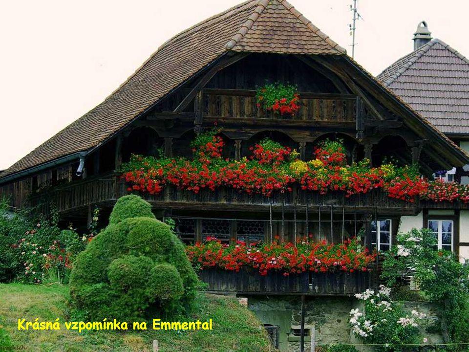 Krásná vzpomínka na Emmental