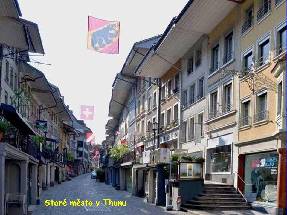 Staré město v Thunu