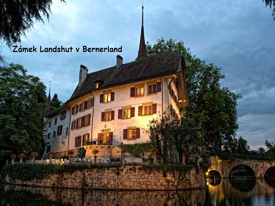 Zámek Landshut v Bernerland