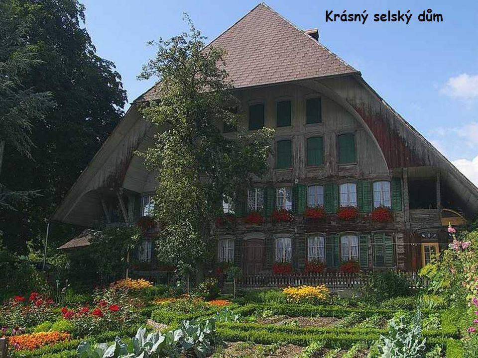 Krásný selský dům