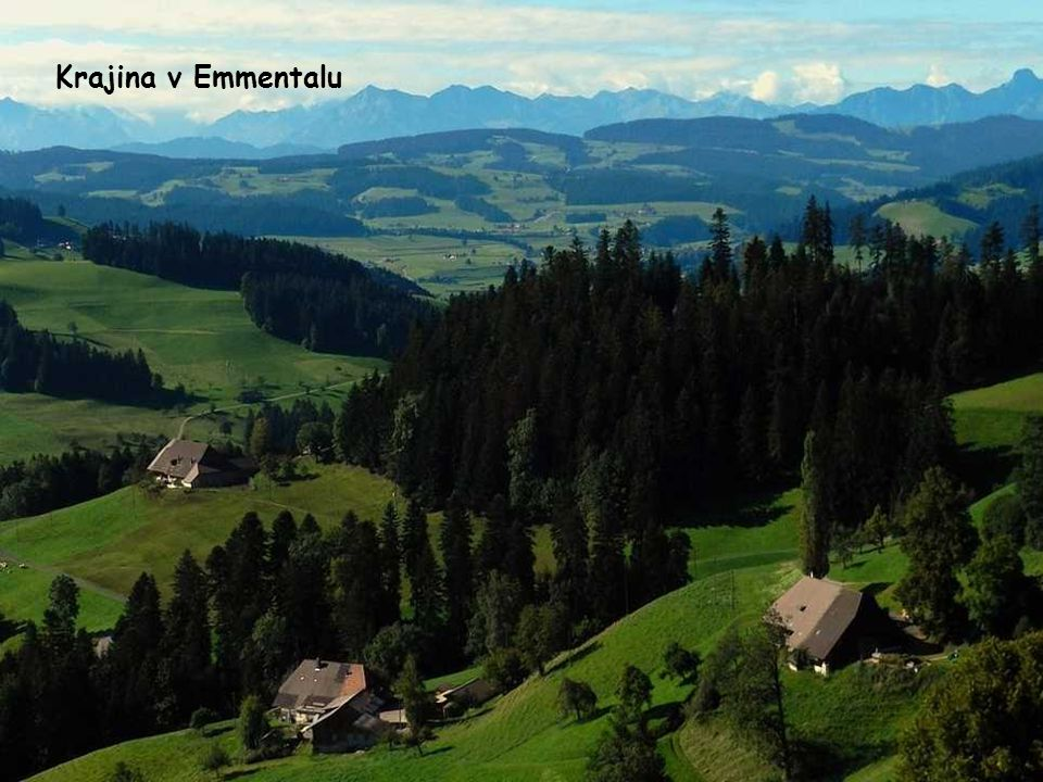 Krajina v Emmentalu