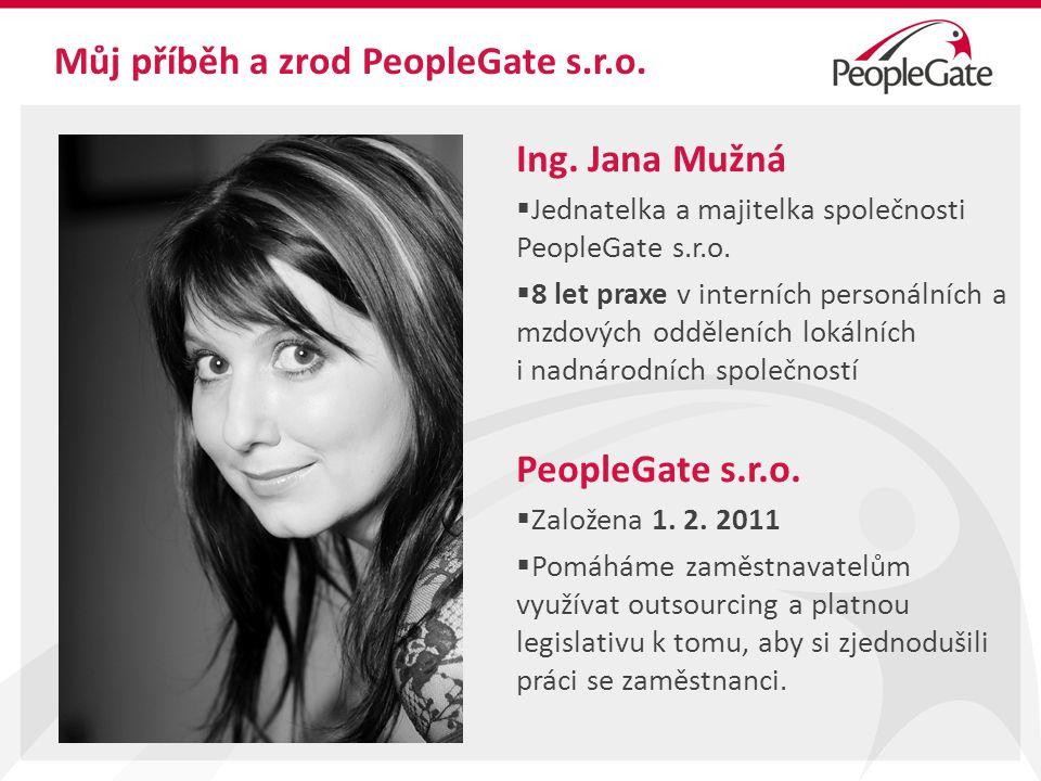 Můj příběh a zrod PeopleGate s.r.o.