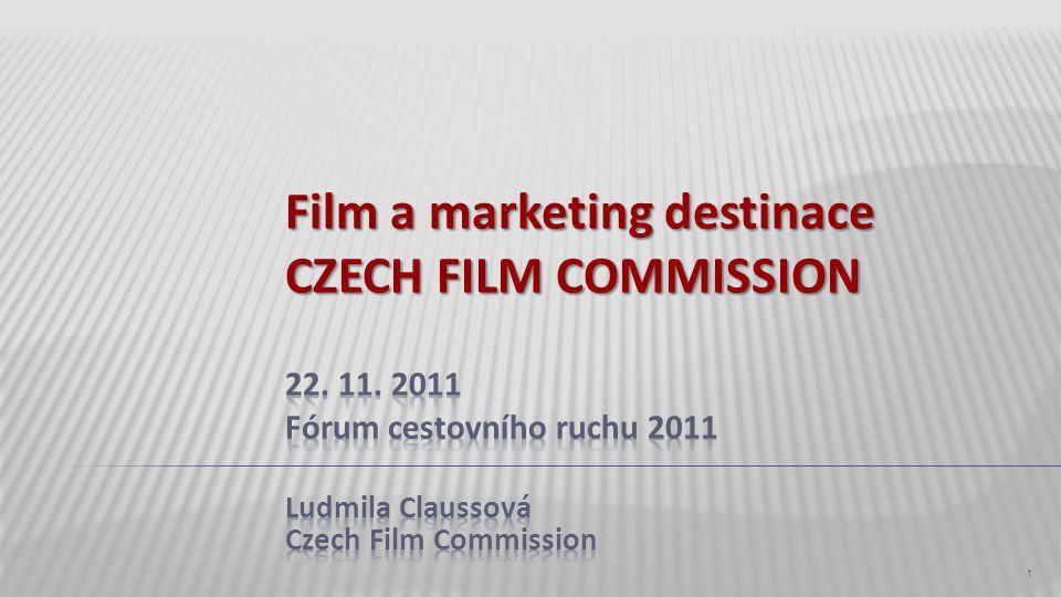 Ludmila Claussová Czech Film Commission