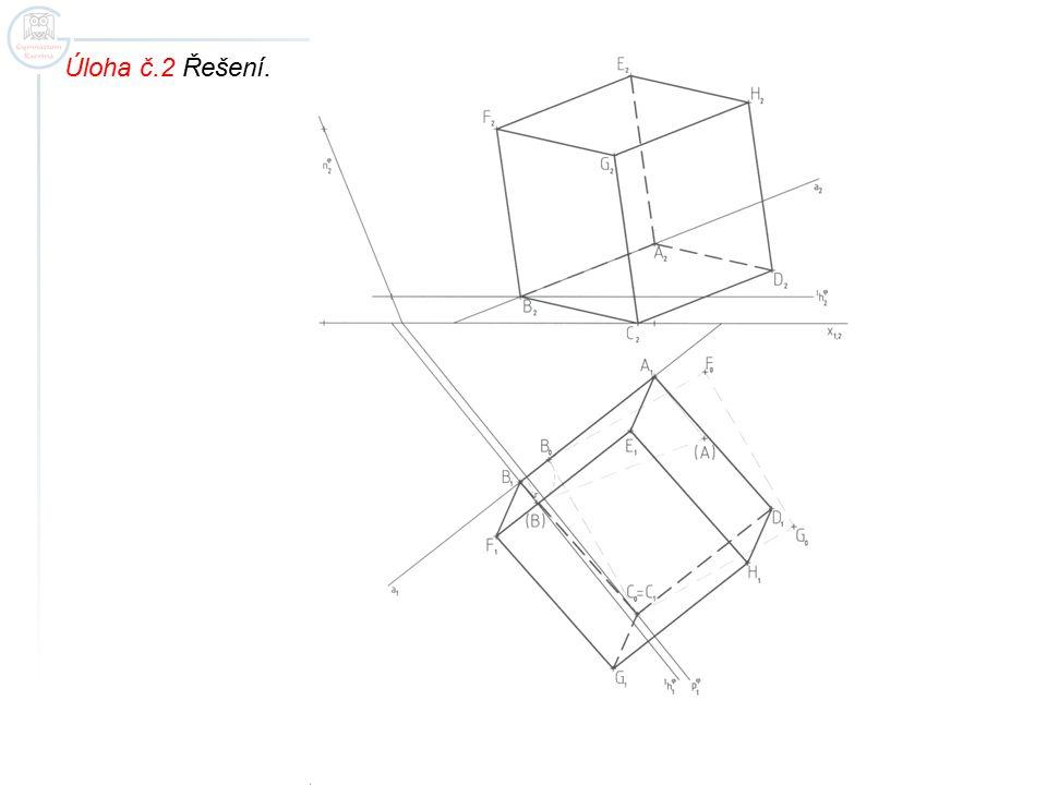Úloha č.2 Řešení.