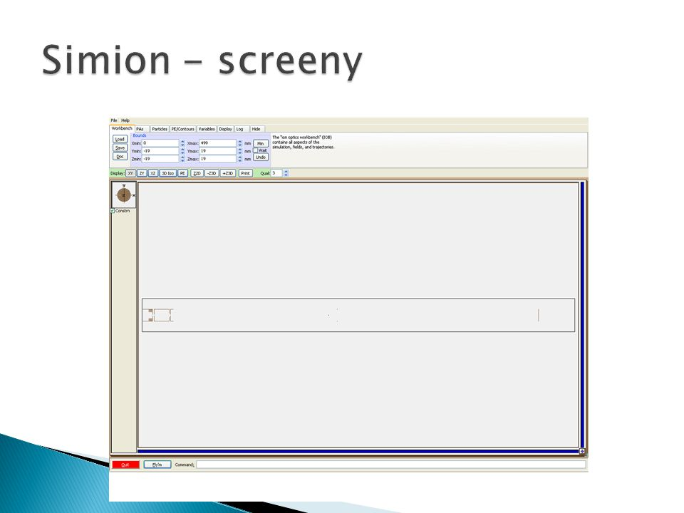 Simion - screeny