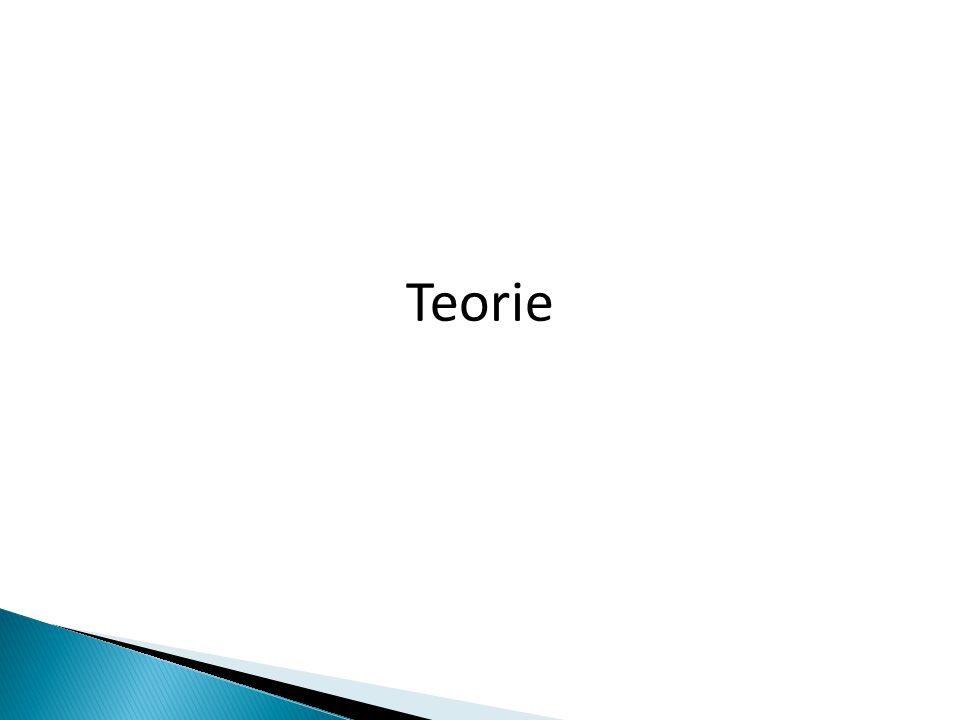 Teorie 6