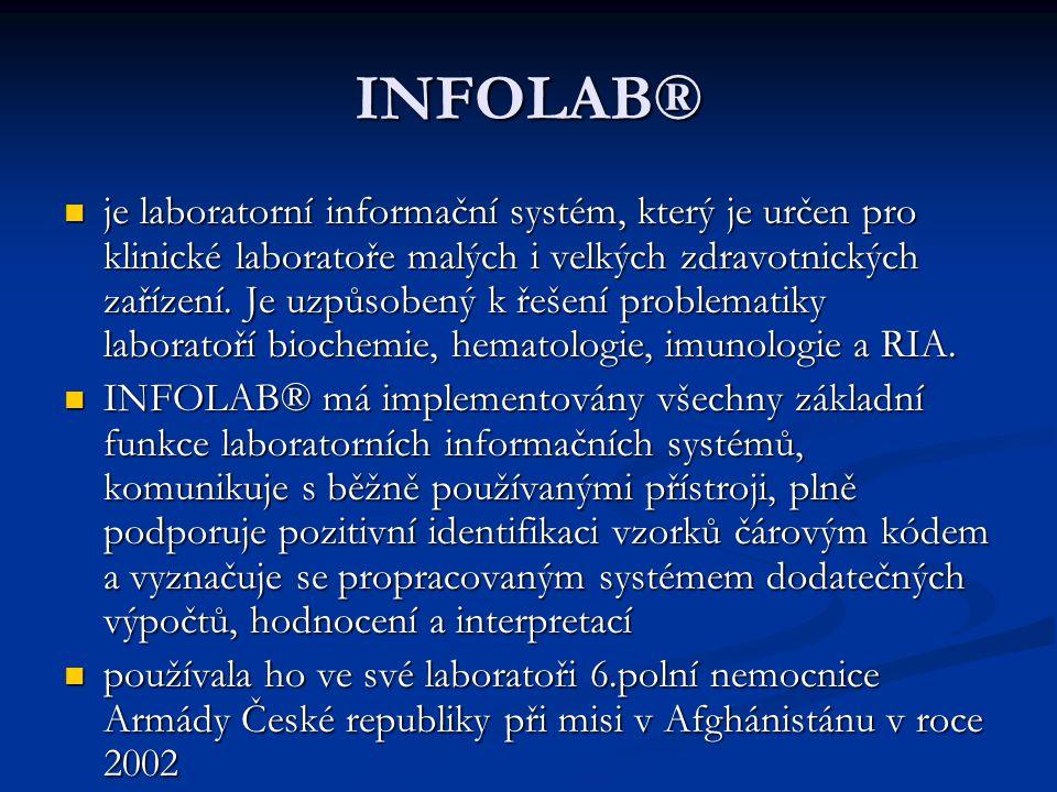 INFOLAB®