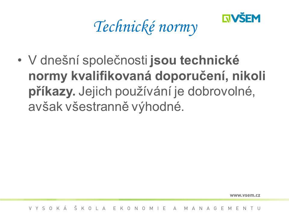 Technické normy