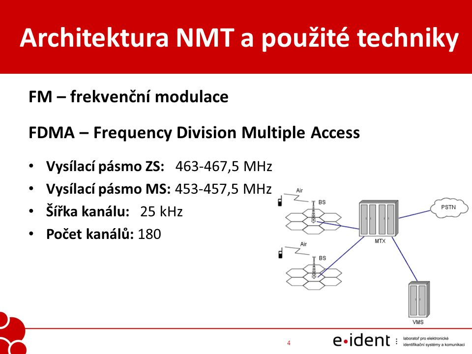 Architektura NMT a použité techniky