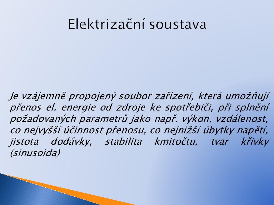 Elektrizační soustava