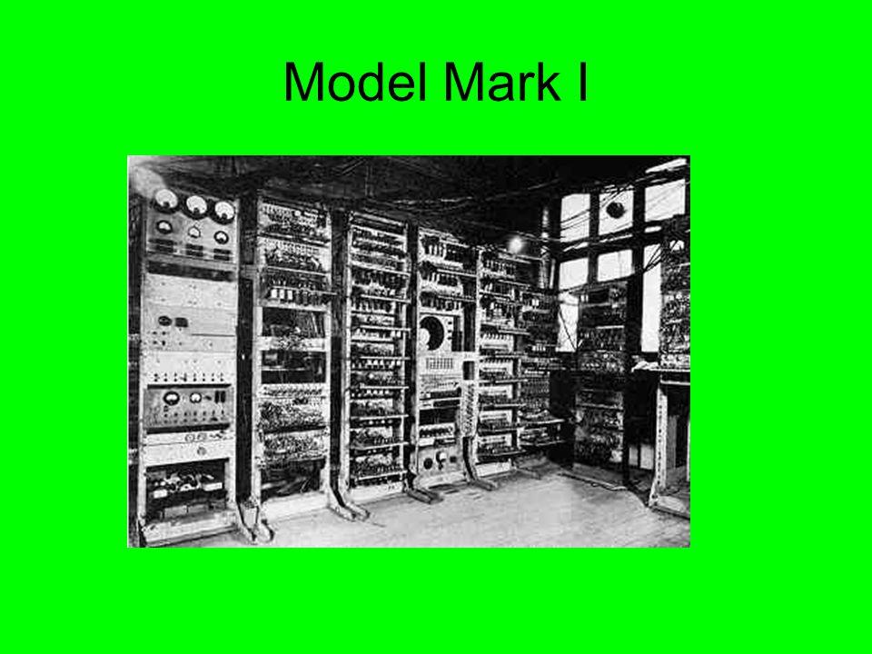 Model Mark I