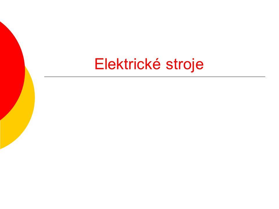 Elektrické stroje