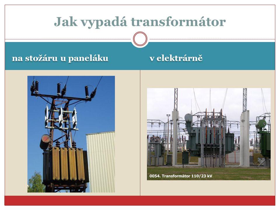 Jak vypadá transformátor