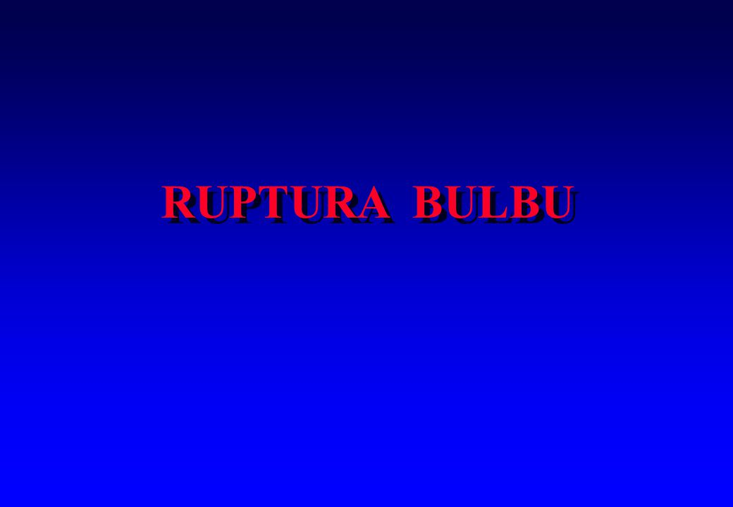 RUPTURA BULBU 4