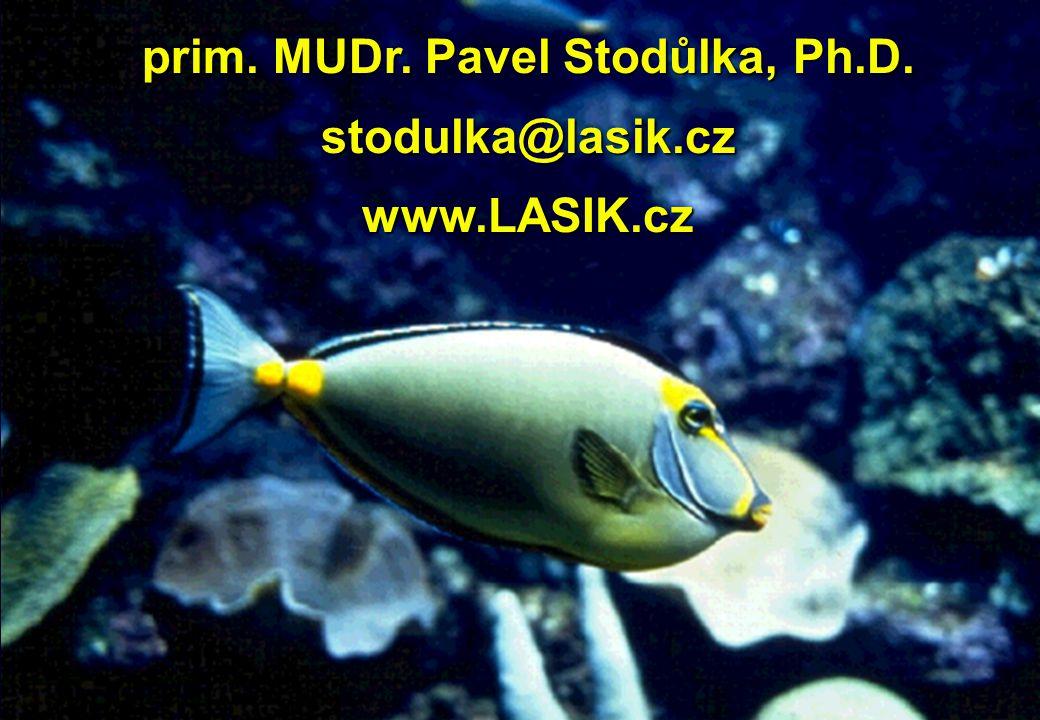 prim. MUDr. Pavel Stodůlka, Ph.D.