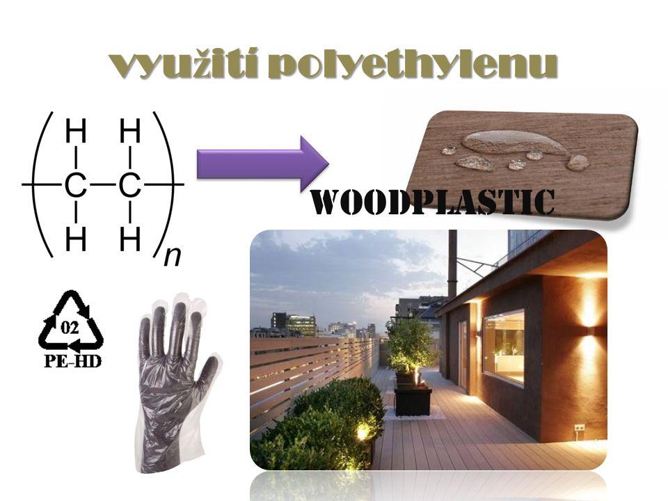 využití polyethylenu woodplastic