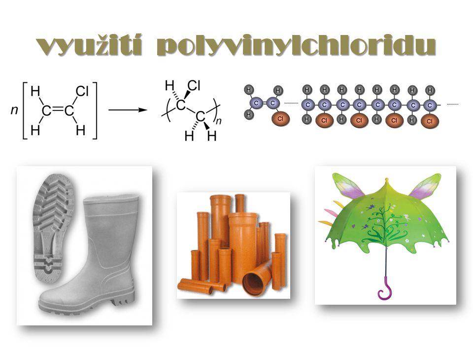 využití polyvinylchloridu