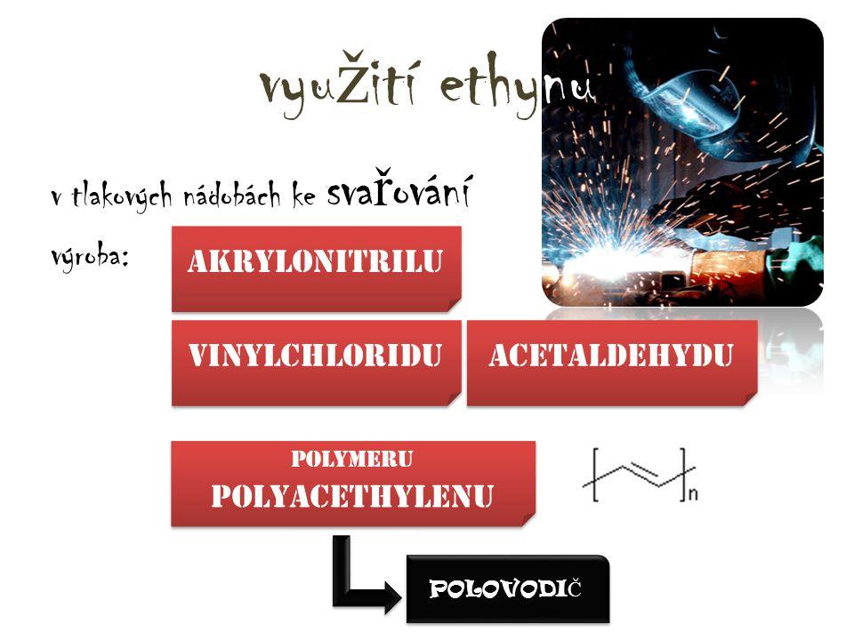 Polymeru polyacethylenu