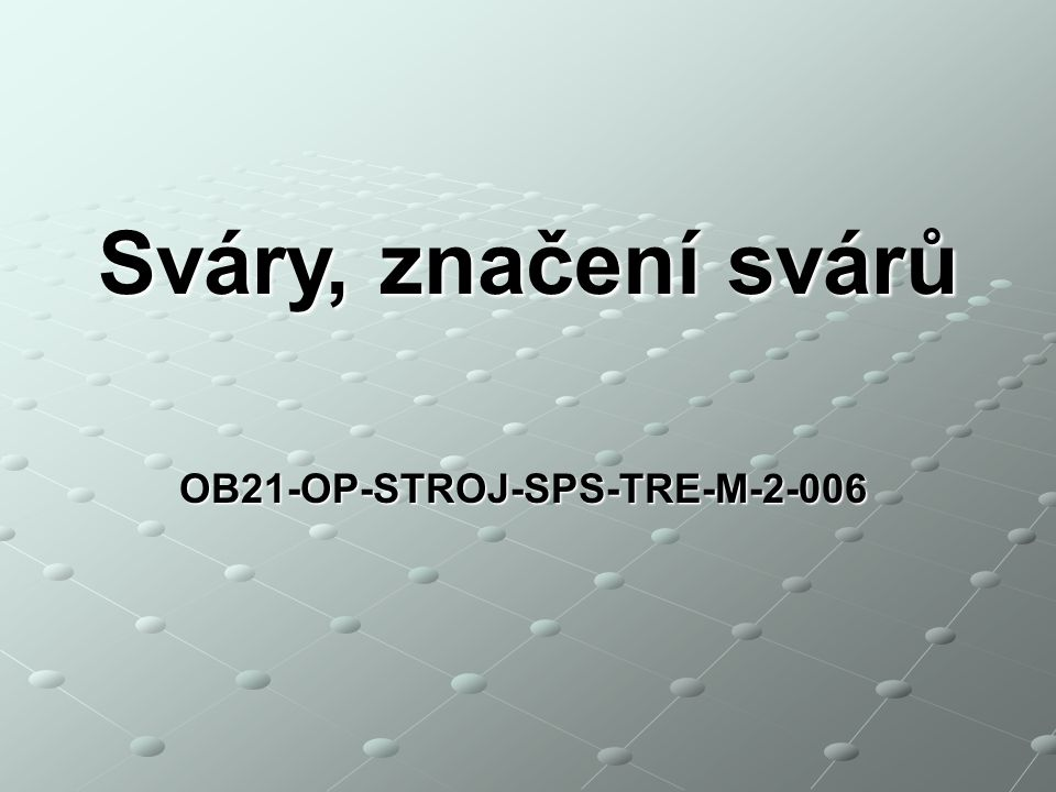 OB21-OP-STROJ-SPS-TRE-M-2-006