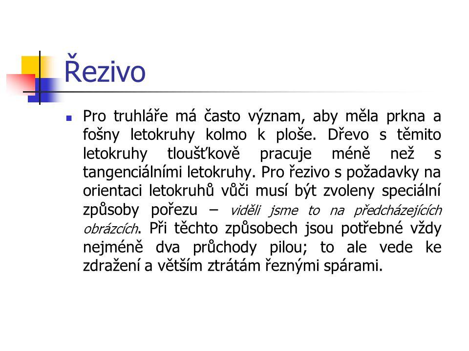 Řezivo