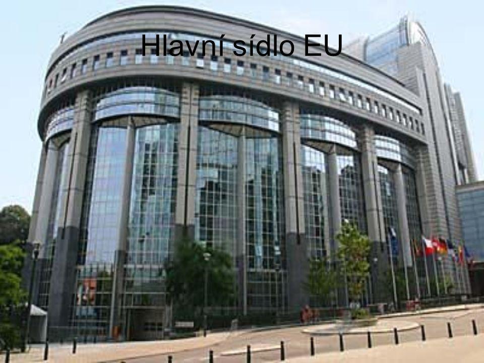Hlavní sídlo EU