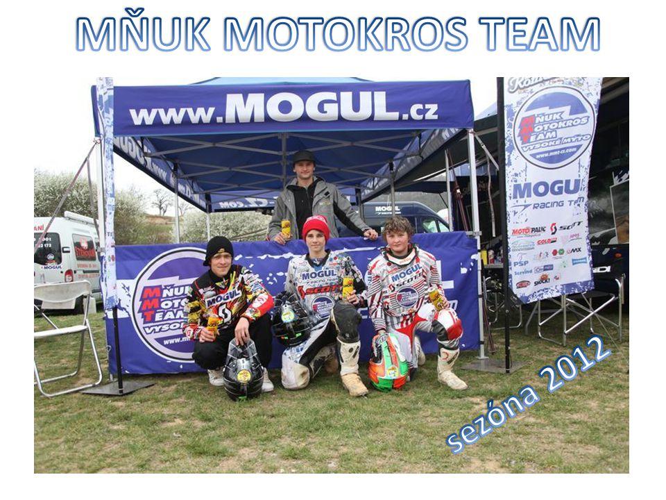 MŇUK MOTOKROS TEAM sezóna 2012