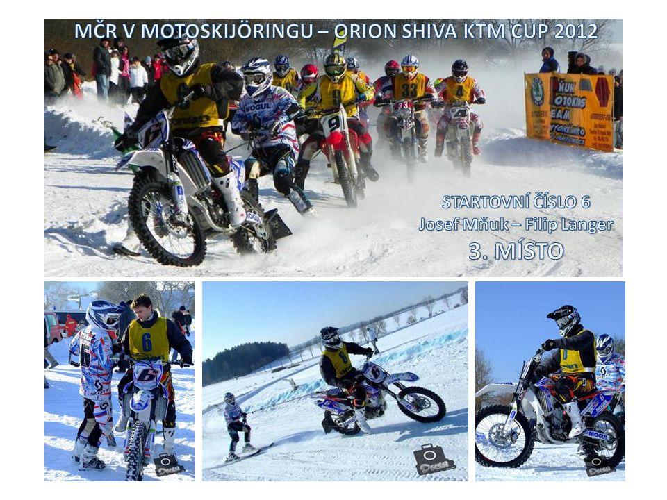 3. MÍSTO MČR V MOTOSKIJÖRINGU – ORION SHIVA KTM CUP 2012