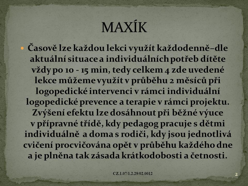MAXÍK