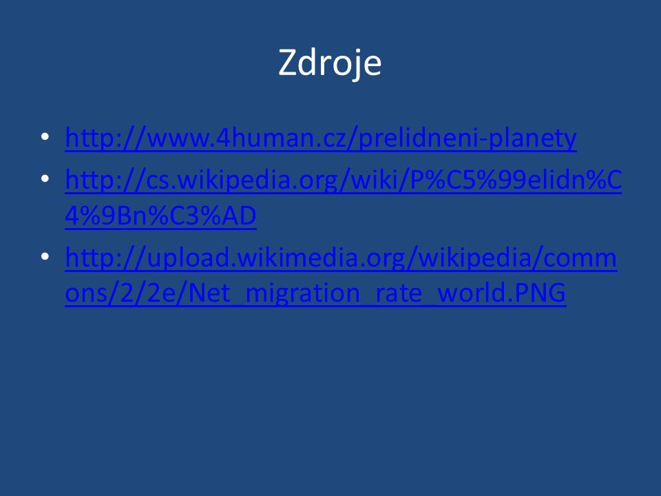 Zdroje http://www.4human.cz/prelidneni-planety