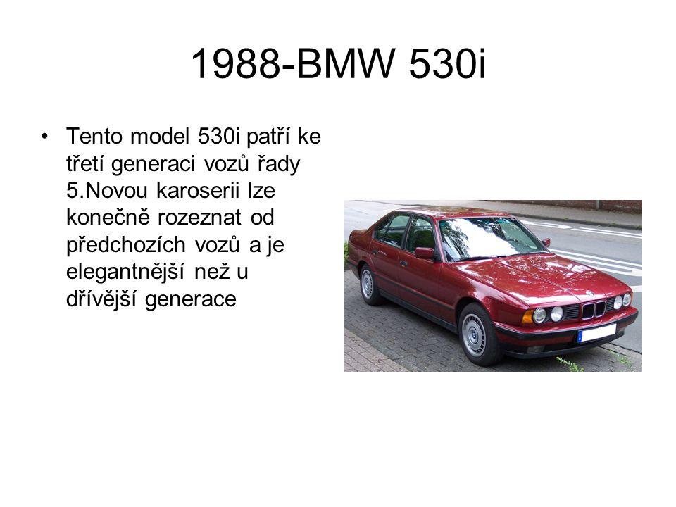 1988-BMW 530i