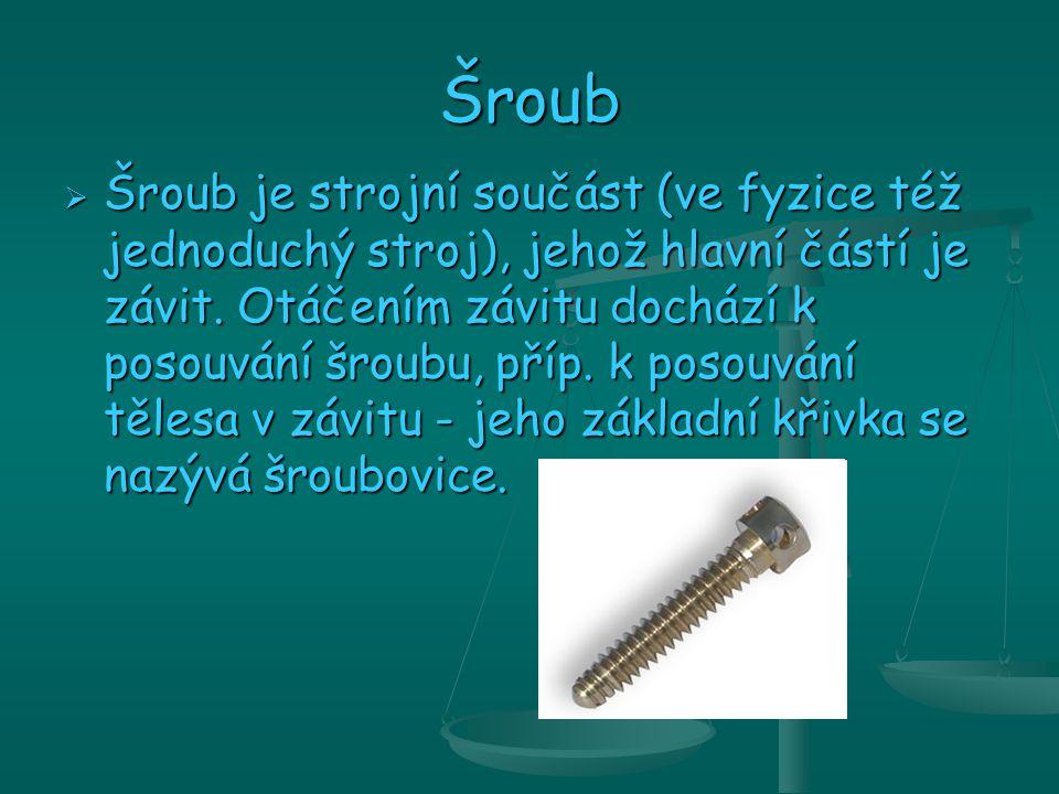 Šroub