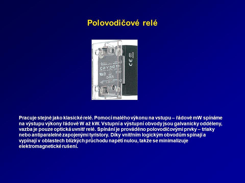 Polovodičové relé