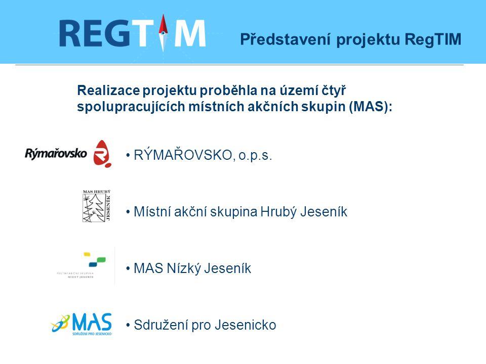 Představení projektu RegTIM