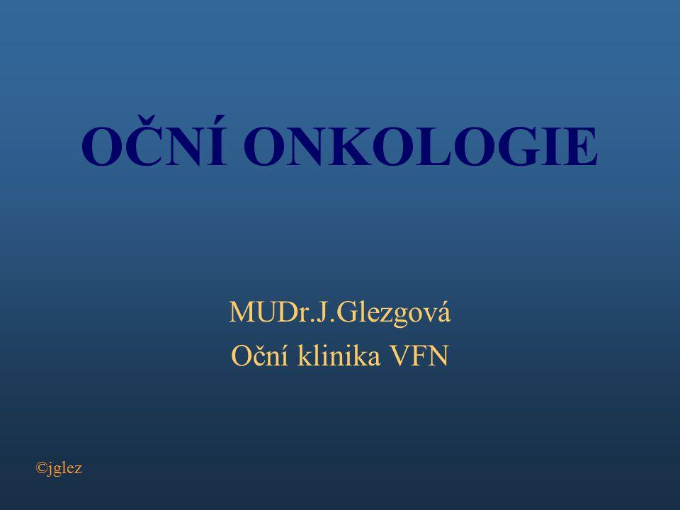 MUDr.J.Glezgová Oční klinika VFN