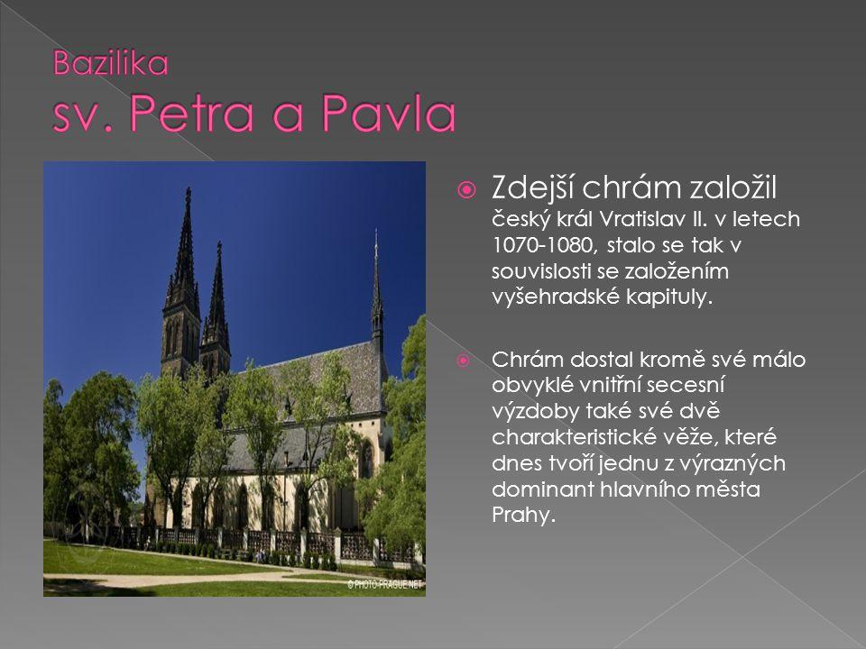 Bazilika sv. Petra a Pavla