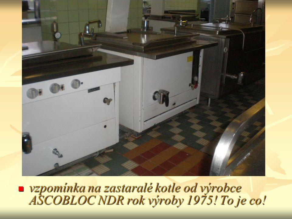 vzpomínka na zastaralé kotle od výrobce ASCOBLOC NDR rok výroby 1975