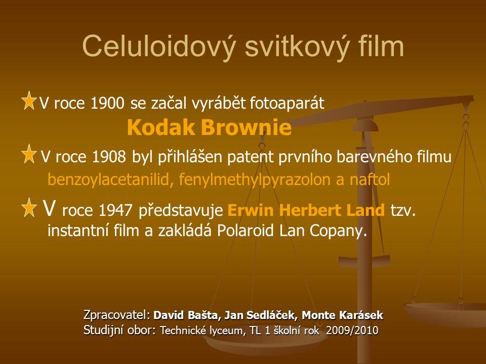 Celuloidový svitkový film