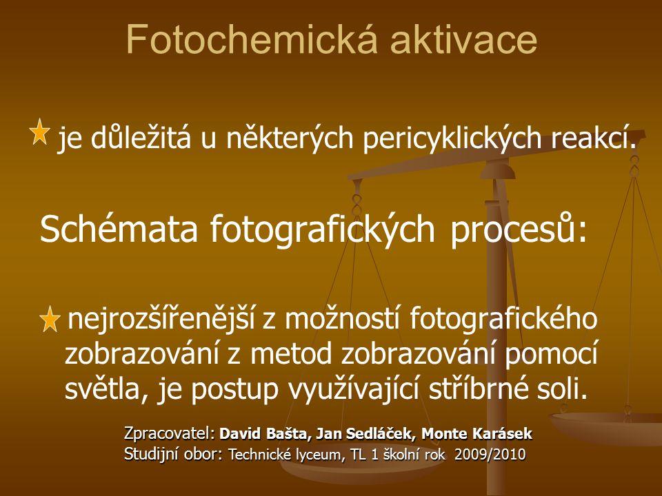 Fotochemická aktivace